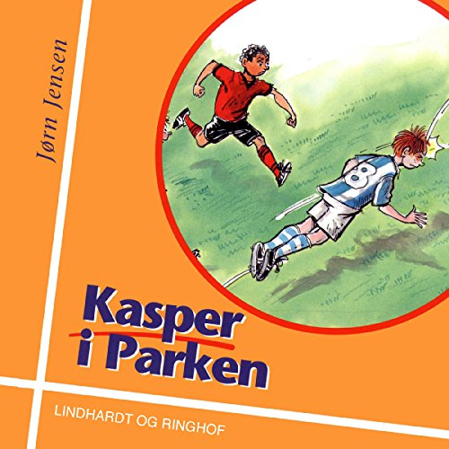 Kasper i Parken audiobook cover art