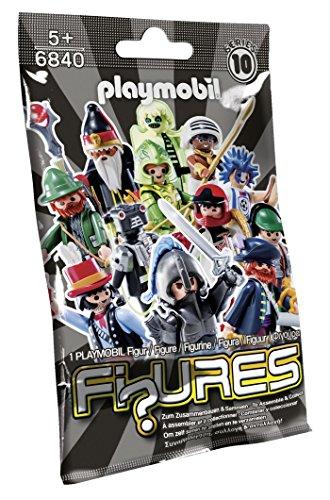 PLAYMOBIL - Serie de 10 Figuras con niños (68400)