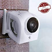 Digoo DG-W02f Cloud Storage 3.6mm Lens 720P Waterproof Outdoor WIFI Wireless Security IP Camera Motion Detection Alarm Support Amazon Web Service Onvif Monitor by scoutBAR