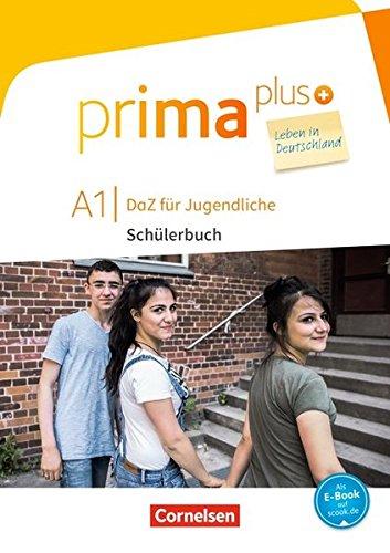 Prima plus - Leben in Deutschland: A1 - Schülerbuch mit Audios online
