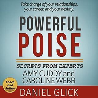 Powerful Poise audiobook cover art