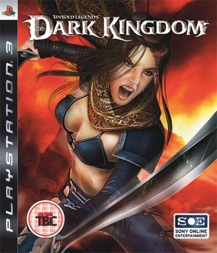 Untold Legends Dark Kingdom Ps3 Ver. Reino Unido