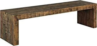 Signature Design by Ashley Large Dining Room Bench, Brown