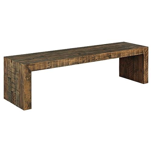 Ashley Furniture Bench: Amazon com