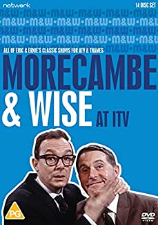 Morecambe & Wise At ITV