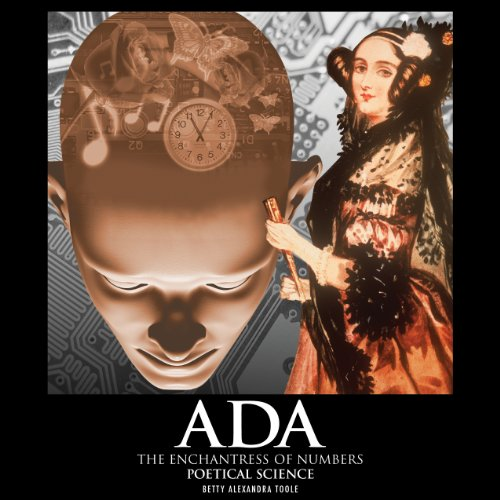 Ada, the Enchantress of Numbers audiobook cover art