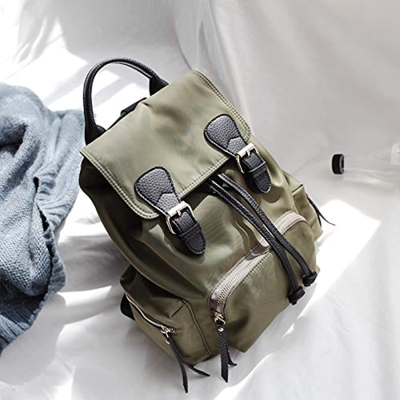 WANGZHAO Shoulder Bag Backpack New Canvas Tide Waterproof Travel Bag Travel Bag