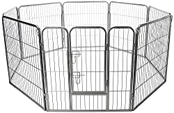 Oxgord Heavy Duty Yard Playpen