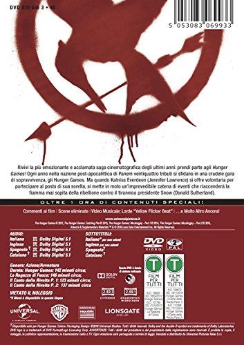 Hunger Games - Saga completa (4 Dvd)