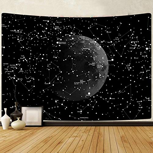 wall art décor constellation wall hanging tapestry