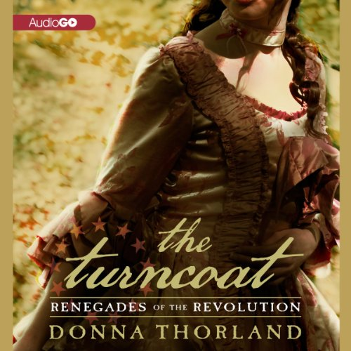 The Turncoat audiobook cover art