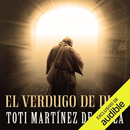 El verdugo de dios [The Executioner of God] audiobook cover art