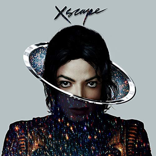 Ufficiale - Michael Jackson (Xscape) 2020 - Poster copertina album (61 x 61 cm)