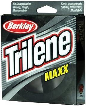 2x Berkley Trilene Maxx Monofilament 10lb Clear