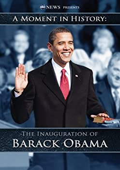 DVD A Moment in History: Inauguration of Barack Obama Book