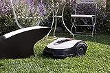 Idea Mower Garage Dach kompatibel für Honda ® Miimo ® Mähroboter Überdachung Rasenroboter Carport Cover Rasenmäher Regen Schutz