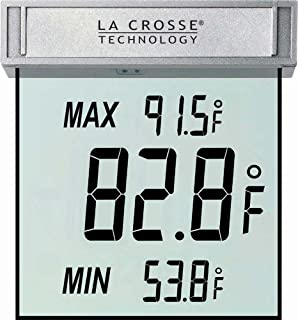 LA CROSSE TECHNOLOGY LCRWS1025, Outdoor Window Thermometer (B0007N2I8M) | Amazon price tracker / tracking, Amazon price history charts, Amazon price watches, Amazon price drop alerts