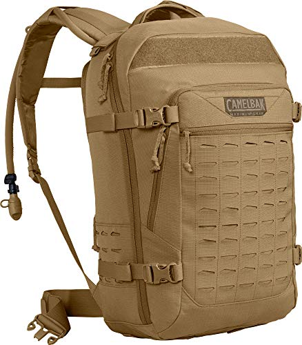 CamelBak Motherlode Hydration Pack, Coyote Tan, with 100oz (3.0L)...