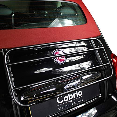 Fiat 500Cabrio portaequipajes–Black Edition 2007de hoy