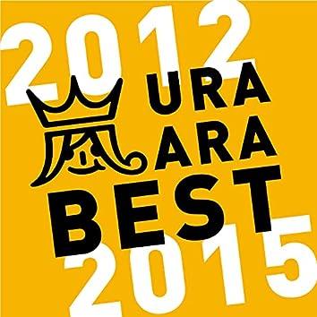 ウラ嵐BEST 2012-2015
