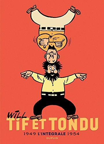 Tif et Tondu - Nouvelle Intégrale - Tome 1