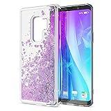NALIA Liquid Case compatible with Samsung Galaxy S9 Plus,