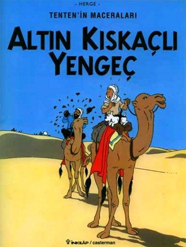Altin Kiskacli Yengec; Die Krabbe mit den goldenen Scheren, türkische Ausgabe