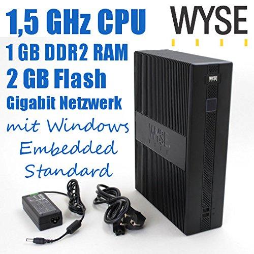 WYSE Thin Client Thinclient R90LEW RDP Terminal Windows Embedded Standard WES 1,5GHz 1GB RAM 2GB Flash
