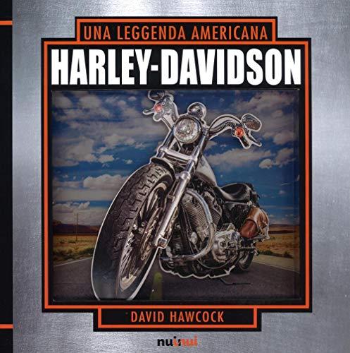 Harley Davidson. Una leggenda americana. Libro pop-up