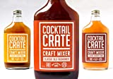 Cocktail Crate Craft Mixer Variety 3-pack