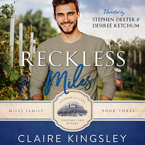 Reckless Miles: A Playboy Romance (The Miles Family, Book 3)