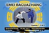 Baguazhang 1, 2 & 3 (Region 0) [DVD] [Reino Unido]