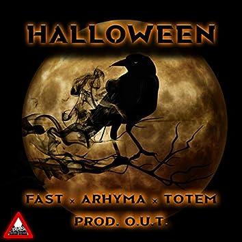 Halloween (feat. Fast PHS, Arhyma & Totem88)