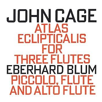 John Cage: Atlas Eclipticalis for Three Flutes