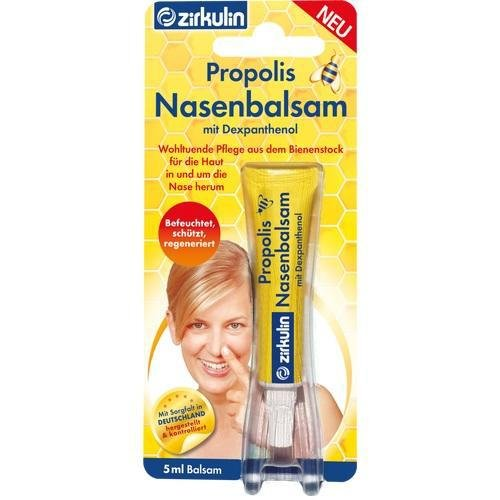 ZIRKULIN Propolis Nasenbalsam 5 ml