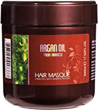Argan Oil From Morocco Hair Masque Enriched With Keratin Protein 500ml