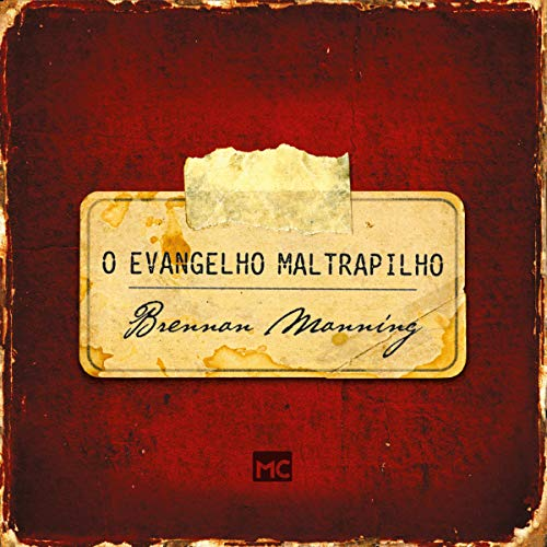 O evangelho maltrapilho [The Ragged Gospel] cover art
