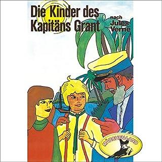 Die Kinder des Kapitäns Grant Titelbild