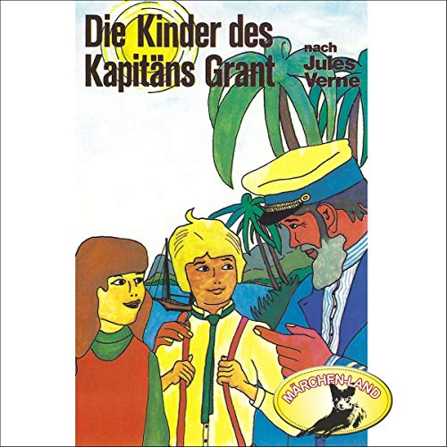 Die Kinder des Kapitäns Grant audiobook cover art