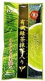 菱和園 ひしわ 有機 緑茶 抹茶入り 80g