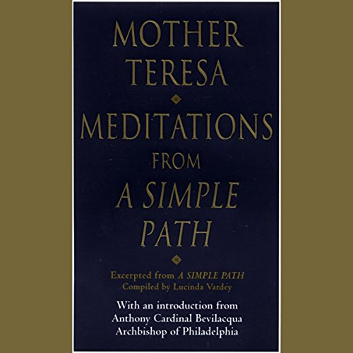 Meditations from a Simple Path audiobook cover art
