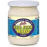 Mayonesa vegana FlavOil 430 g | Mayonesa sin huevo elaborada con aceite puro de girasol | Apto para dietas Keto | Sin gluten ni lácteos | Gran sabor