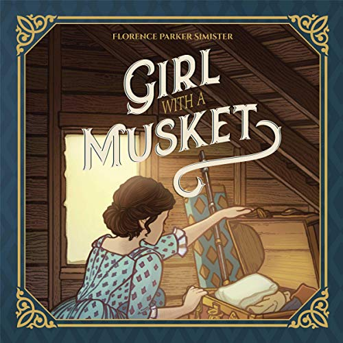 Girl with a Musket audiobook cover art