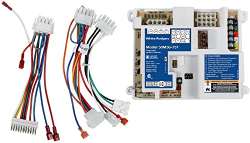 White-Rodgers 50M56U-751 White Rodgers Replacement Kit for Carrier Single Stage Integrated Furnace Control