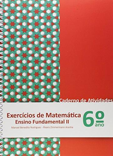 Exercício de Matemática. 6º Ano