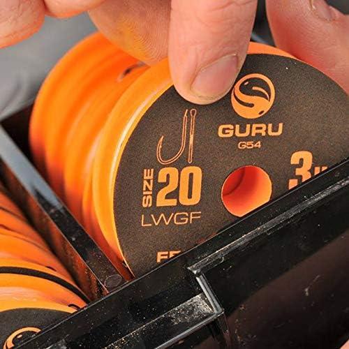 Guru Feeder Special LWGF Rigs 100cm Long All Sizes