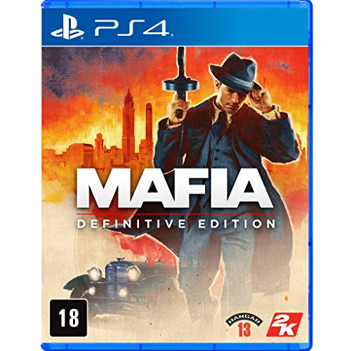 Mafia Definitive Edition - PlayS...