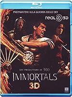 Immortals (Real 3D) [Italian Edition]
