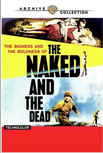 Naked & The Dead (1958) [Edizione: Stati Uniti]
