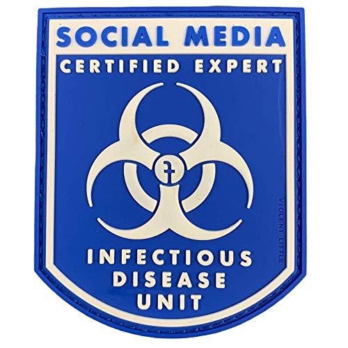 Violent Little'Certified Social Media Expert Infectious Diseases'...